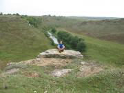 Долина реки Воргол, Липецкая область